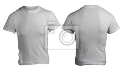 Y De En Grises Blanco CamisetaDelante Hombres Los FotomuralPlantilla WBerdCxo