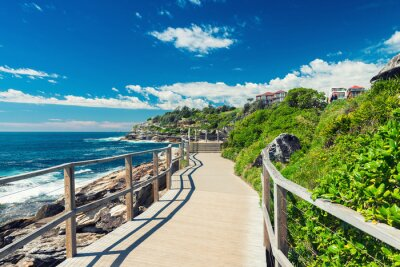 Fotomural Playa Bondi en Sidney, Australia