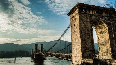 Fotomural Pont du robinet