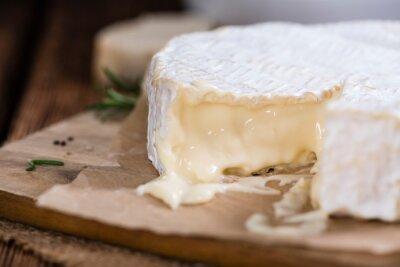 Fotomural Porción de Camembert cremoso