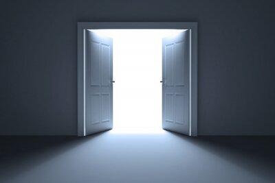 Fotomural Puertas abiertas