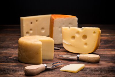 Fotomural Queso