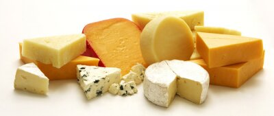 Fotomural Queso Collection