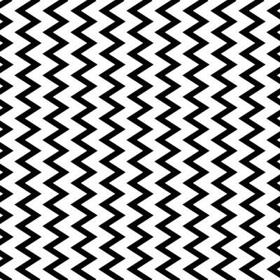 Fotomural Repetible ondulado, líneas verticales en zigzag en forma paralela.