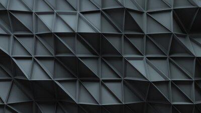 Fotomural Resumen de antecedentes 3d con el patrón de repetición