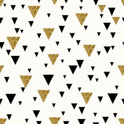 Fotomural Resumen patrón geométrico sin fisuras