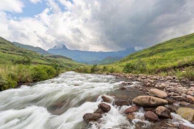 Fotomural Río Tugela y Anfiteatro