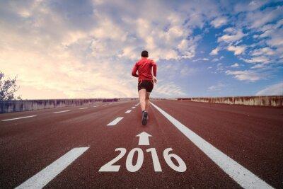 Fotomural Run in 2016