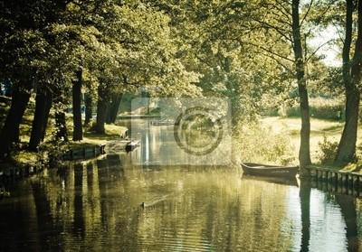 Fotomural Rzeka
