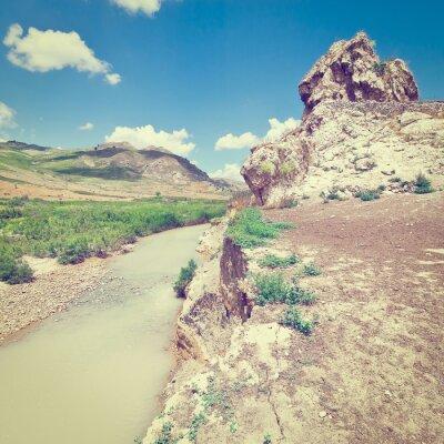 Fotomural Secuencia de la montaña