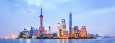 Fotomural Shanghai