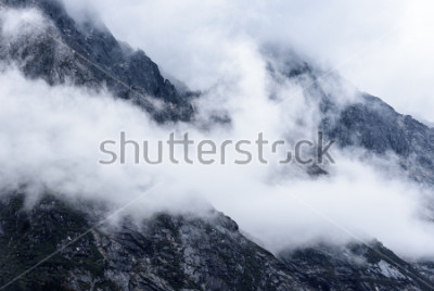 Fotomural Sichuan Bi Peng zanja paisaje natural
