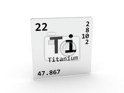 Smbolo titanio ti elemento de la tabla peridica fotomural fotomural smbolo titanio ti elemento de la tabla peridica urtaz Choice Image