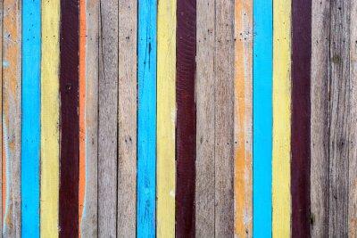 Fotomural Slat colorido