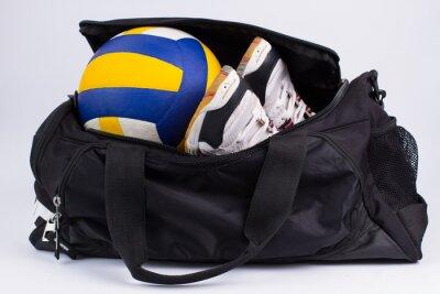 Fotomural Sports bag.