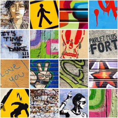 Fotomural Street Art 2