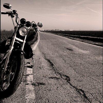 Fotomural Sulla strada