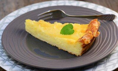 Fotomural tarta de queso