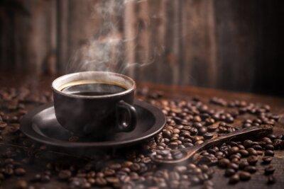 Fotomural Taza de café