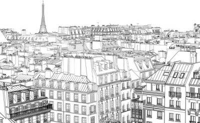 Fotomural techos en París