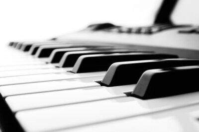 Fotomural Teclas de piano