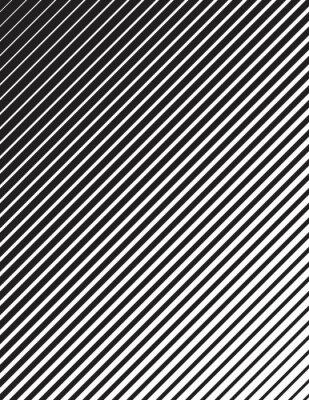 Fotomural Textura diagonal diagonal de las líneas inclinadas, modelo. líneas oblicuas