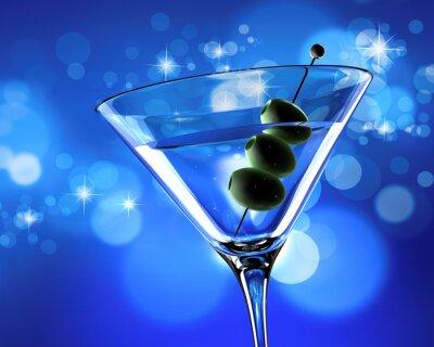 Fotomural Tiempo de Martini