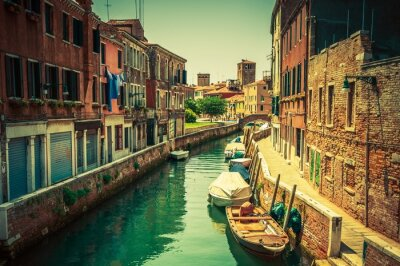 Fotomural Venecia Canal Place