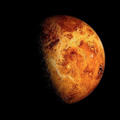 Fotomural Venus Elementos de esta imagen proporcionados por la NASA