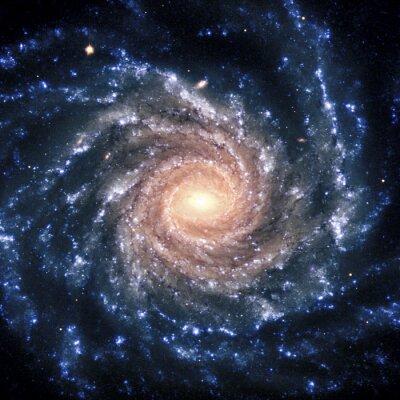 Fotomural Ver Galaxy sistema aislado Elementos de esta imagen proporcionada por la NASA