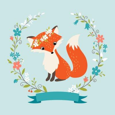 Fotomural Verano Fox