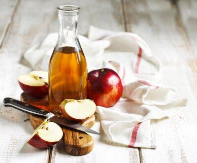 Fotomural vinagre de manzana