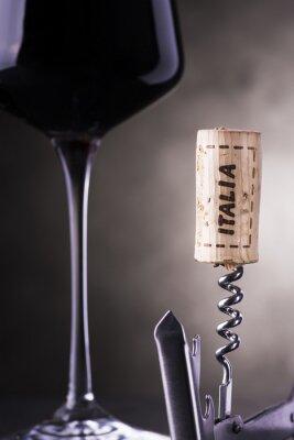 Fotomural Vino italiano