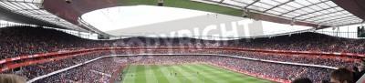 Fotomural Vista panorámica del Arsenal V Chelsea 0-0 dibujar partido de fútbol / fútbol jugado el 21 de abril de 2012, Emirates Stadium, Londres, Inglaterra