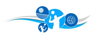 Fotomural Voleibol - 94
