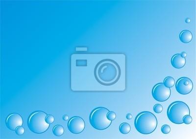 Fotomural Woda