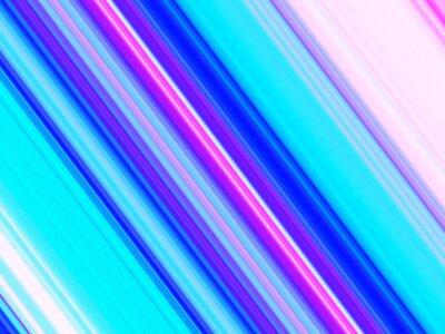 Fotomural Абстрактный разноцветный фон с полосами.