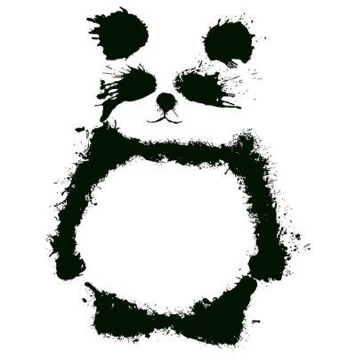 Fotomural Панда