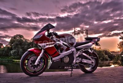 Fotomural Yamaha R6