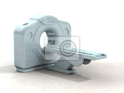 3d computarizada tomografía axial ct o un escáner de gato