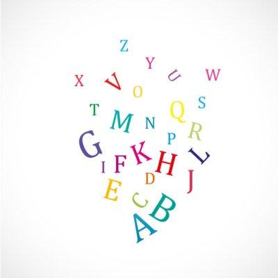 Póster alfabeto