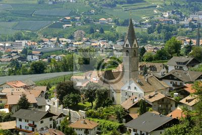 Algund bei Meran, Tirol del Sur