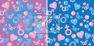 amar patrón de gradiente
