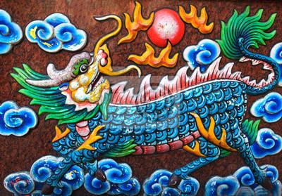 animales en imaginar chino