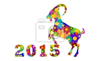 Año de las Flores de cabra