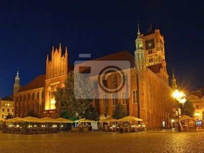 Antiguo Ayuntamiento de Torun, Polonia