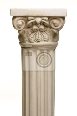 Antiguo pilar de columna Replica