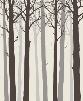 Póster árbol