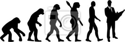 Arquitecto de la teoría de la evolución de la evolución