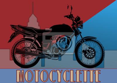 Art Deco, moto